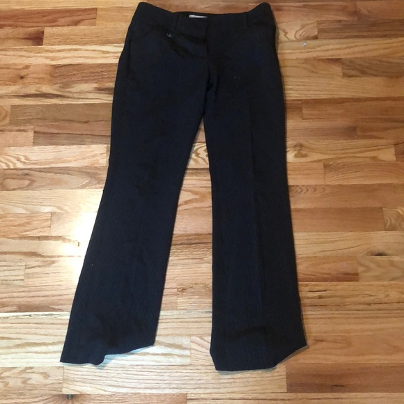 New York & Company Other - Black and white striped work pants.